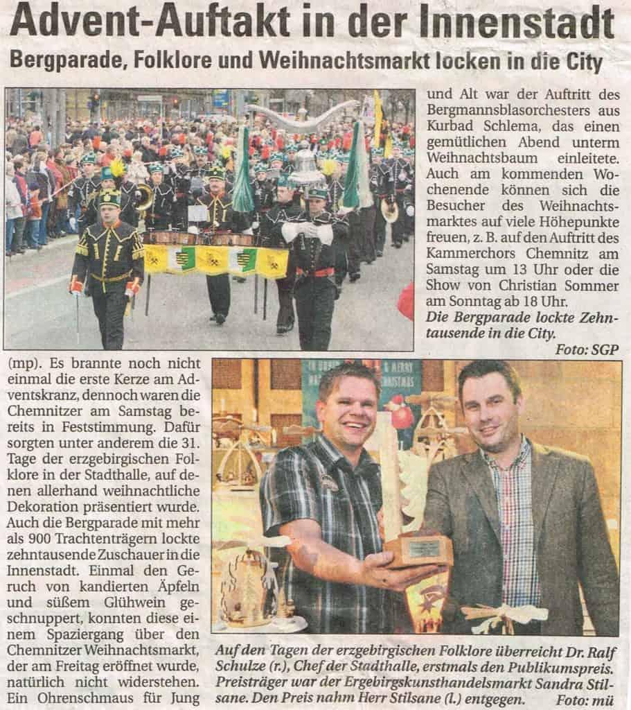EKM - Advent Auftakt - Wochenspiegel