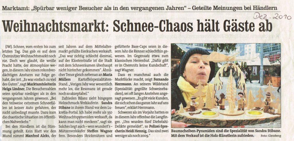 EKM Weihnachtsmarkt - Freie Presse Chemnitz
