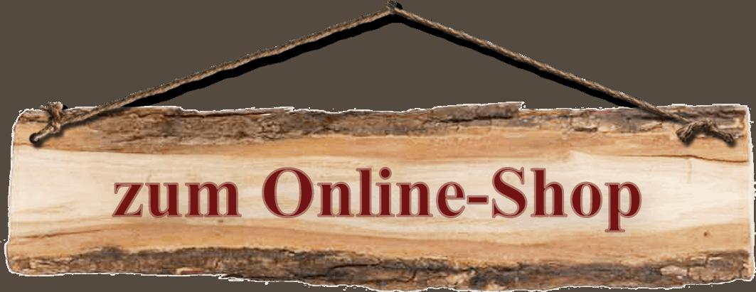Brettchen zum Online-Shop