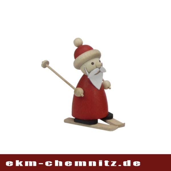DerRubrecht darf an Weihnachten natürlich nicht fehlen.Als wundervolle Drechselfigur handgearbeitet aus dem Erzgebirge kommt dieser auf Ski gern zu Ihnen nach Hause. Als Sammelfigur ein must have.