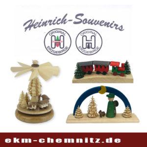 Heinrichs Souvenirs
