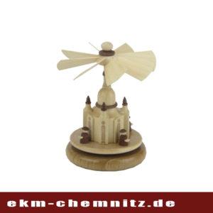 Aus der Rubrik Miniaturen ist das Wärmespiel Dresdener Frauenkirche.
