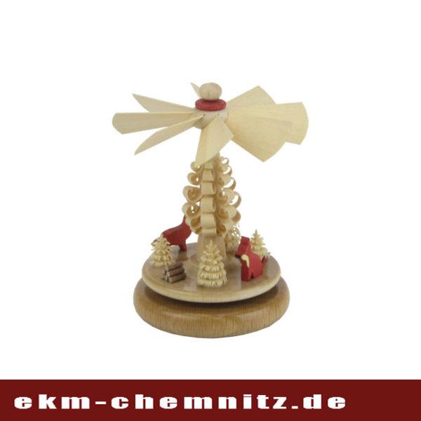 Zur Abteilung Miniaturen, zählt das Wärmespiel Füchse