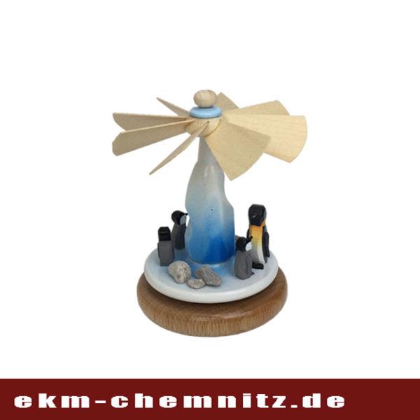 Die Miniatur lustige Pinguine ist ein kleines Wärmespiel